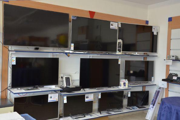 Unsere Auswahl an Flachbildfernsehern