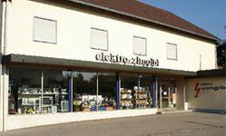 Geschäftsansicht Elektro-Zirngibl Thannhausen